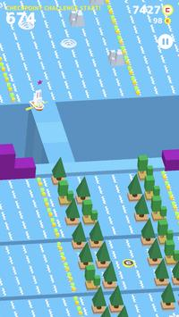 Free Casual Rafting!! Toy Boat Rush screenshot 2