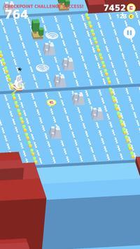 Free Casual Rafting!! Toy Boat Rush screenshot 3