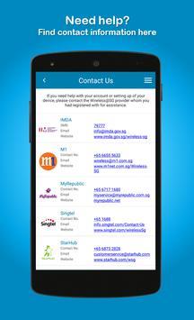 Wireless@SG screenshot 4