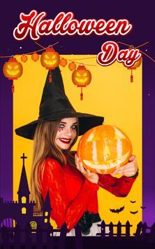 Halloween frames screenshot 1