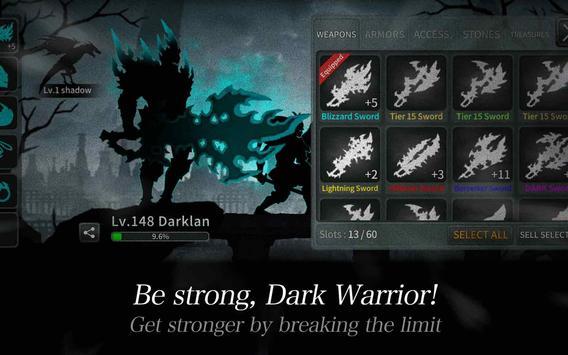 Dark Sword ảnh chụp màn hình 9