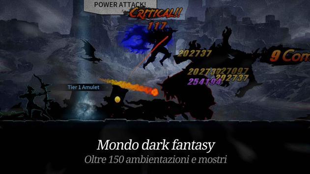 1 Schermata Spada Oscura (Dark Sword)