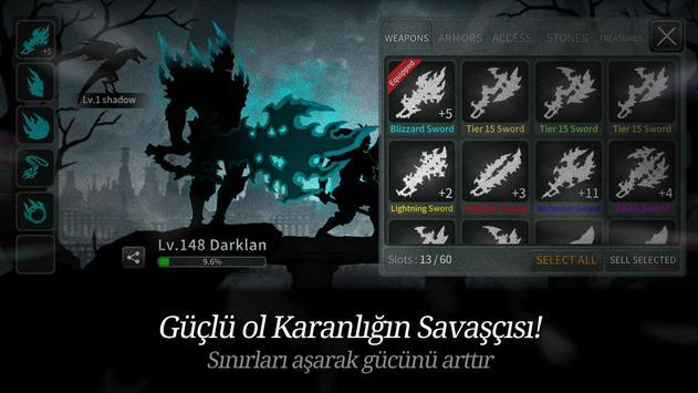 Karanlık Kılıç (Dark Sword) Ekran Görüntüsü 2