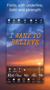 Add Text screenshot 1