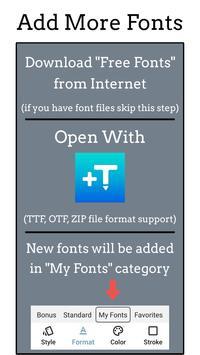 Add Text screenshot 5