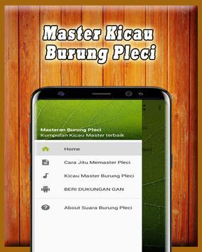 Kicau Master Pleci MP3 Offline poster