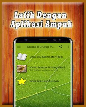Kicau Master Pleci MP3 Offline screenshot 1