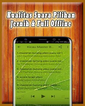 Kicau Master Pleci MP3 Offline screenshot 3