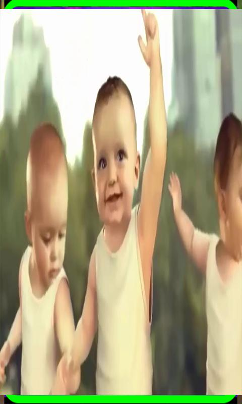 OH NANANA + BUM BUM baby dance song (new version) for