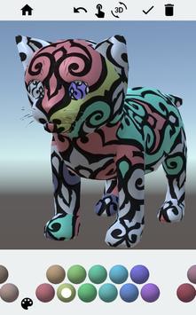 3D Adult Coloring Book screenshot 16