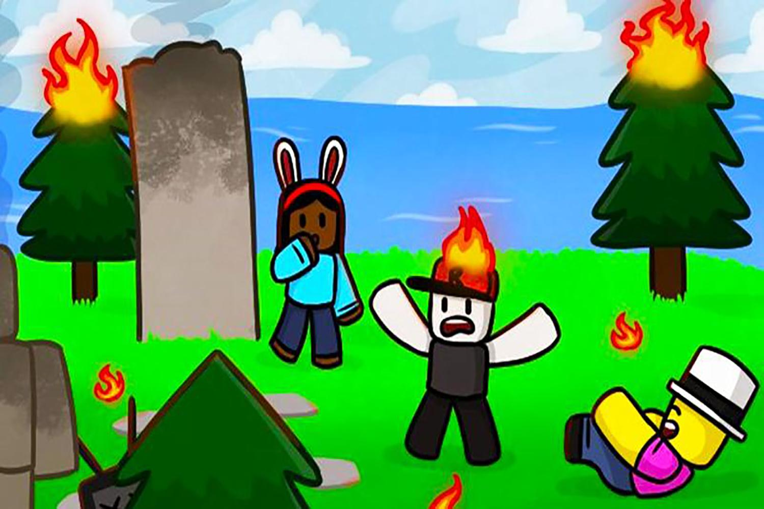 New Natural Disaster Survival Tricks For Android Apk Download - roblox tutorial survive the disasters game