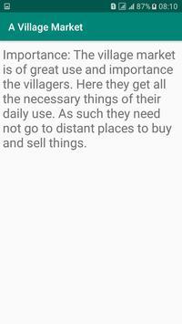 A Village Market screenshot 1