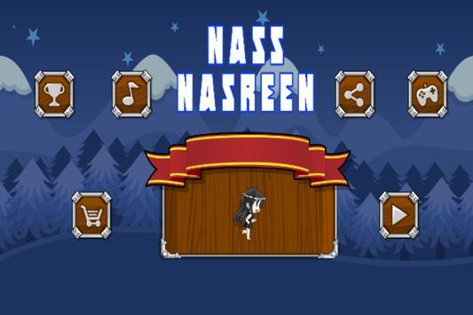 Nass Nasreens 2: Endless Runner poster
