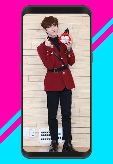 Xion Oneus Wallpapers Kpop Hd For Android Apk Download