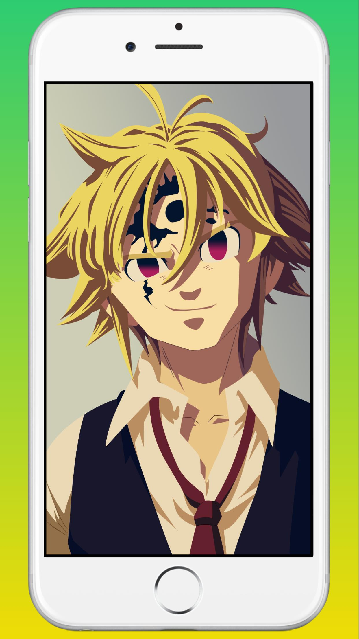 Nanatsu No Taizai Wallpaper Hd For Android Apk Download - seven deadly sins gowther top roblox