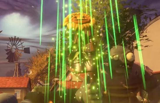 TRIVIA: The Plant vs Zombie 2k18 screenshot 1