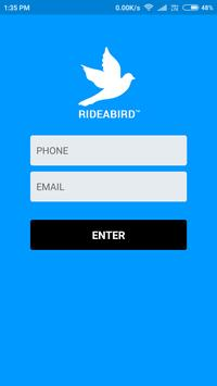 RideaBird-Enjoy your ride screenshot 1