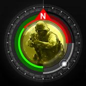 Compass GPS Pro Military Compass with camera v2.5 (Premium) (Unlocked)