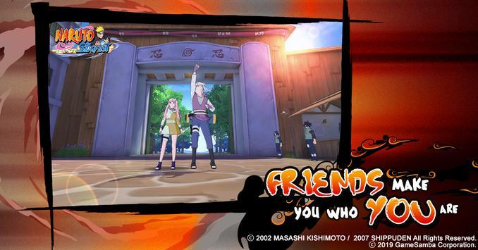 Naruto: Slugfest imagem de tela 9