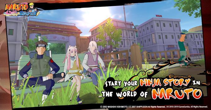 Naruto: Slugfest screenshot 13