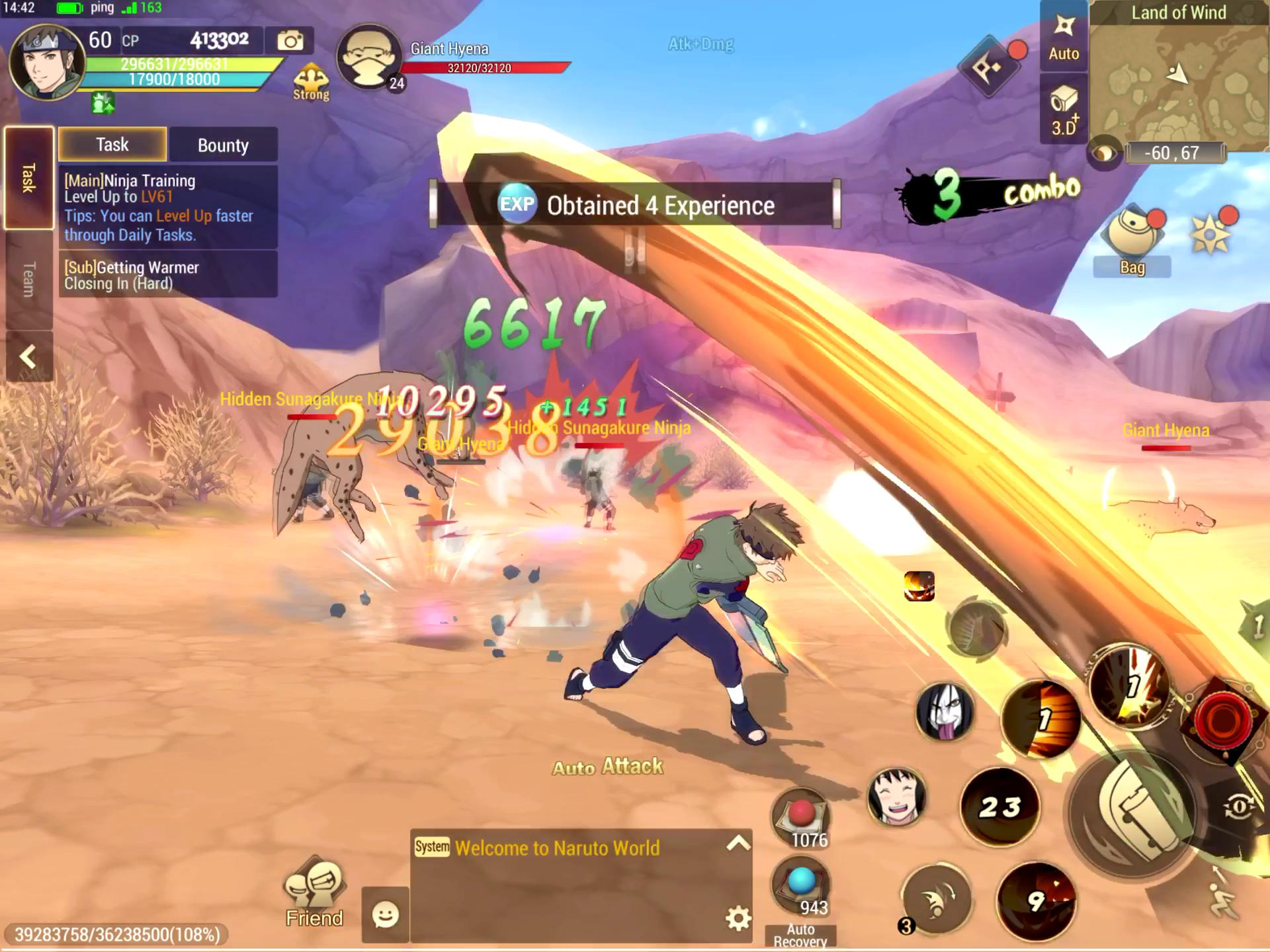 Naruto: Slugfest for Android - APK Download