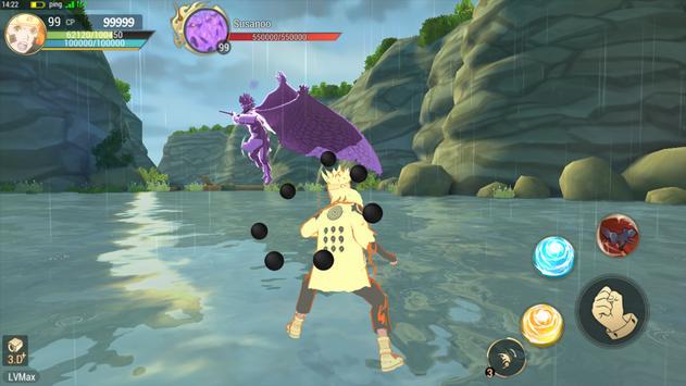 Naruto: Slugfest imagem de tela 4