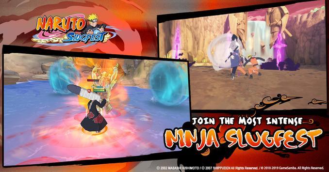 Naruto: Slugfest screenshot 4