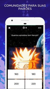 Anime Amino em Português スクリーンショット 2