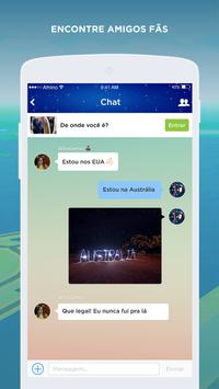 GO Amino para Pokemon Go Treinadores Brasil screenshot 3