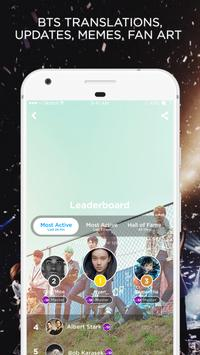 ARMY Amino for BTS Stans capture d'écran 4