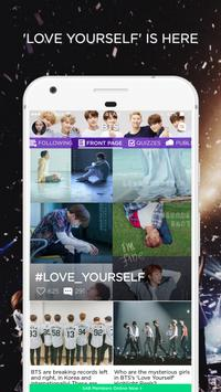 ARMY Amino for BTS Stans poster