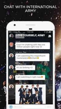 ARMY Amino for BTS Stans capture d'écran 1