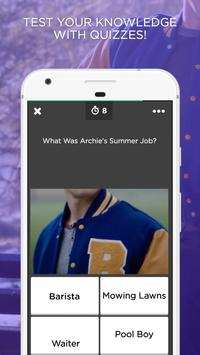 Archie Amino for Riverdale screenshot 2
