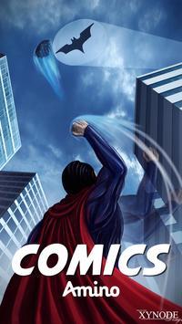 Comics Amino em Português poster