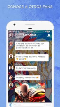 Anime y Manga Amino para Otakus en Español Ekran Görüntüsü 1