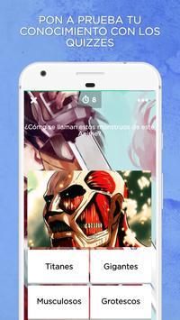 Anime y Manga Amino para Otakus en Español Ekran Görüntüsü 2
