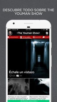 Amino para The Youman Show plakat