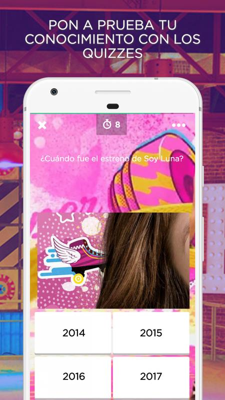 Amino Para Soy Luna For Android Apk Download