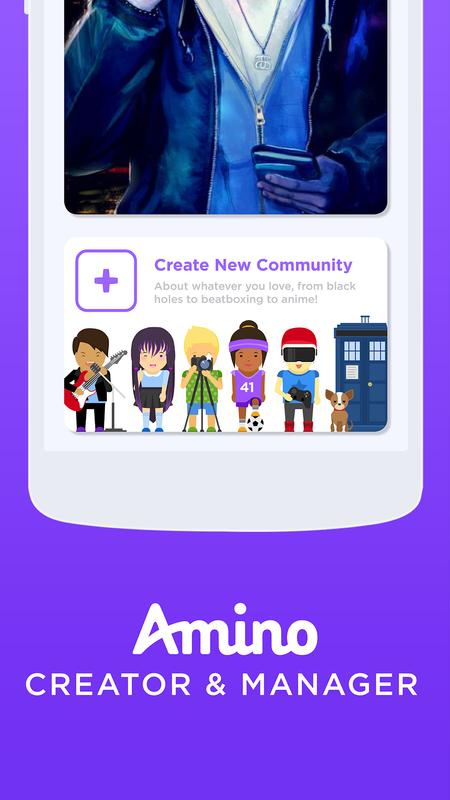 Amino Creator And Manager Acm For Android Apk Download
