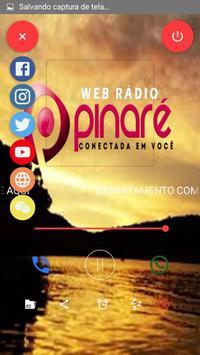 Web Rádio Pinaré poster