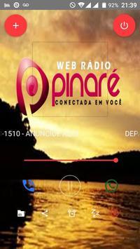 Web Rádio Pinaré screenshot 1