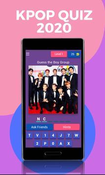 Kpop Quiz 2020 poster