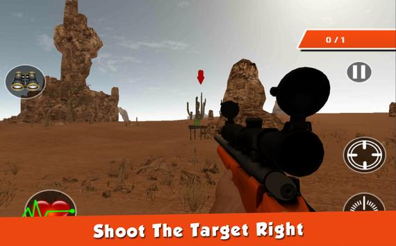 6 Schermata Target Gun Shooter