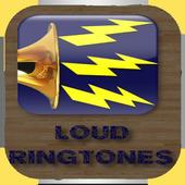 Super High Volume Loud Ringtones icon