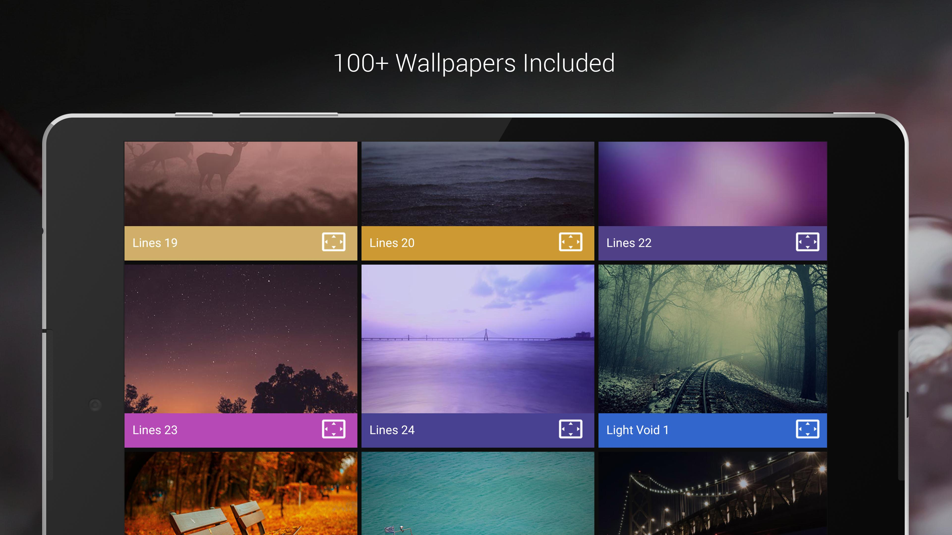 Lines - Icon Pack (Free Version) for Android - APK Download