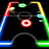 Glow Hockey 아이콘