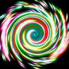 Glow Spin Art أيقونة