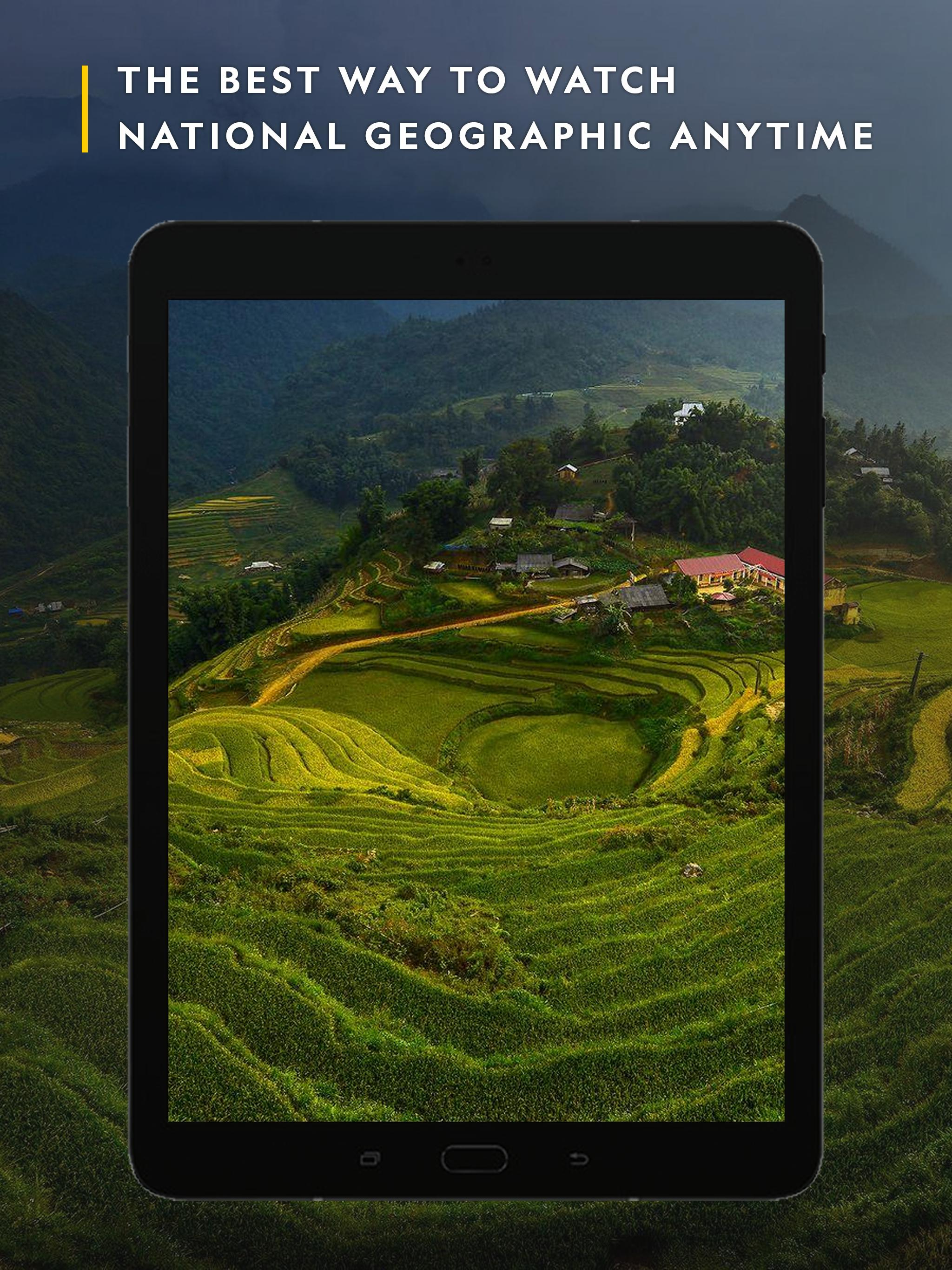Nat Geo TV for Android - APK Download