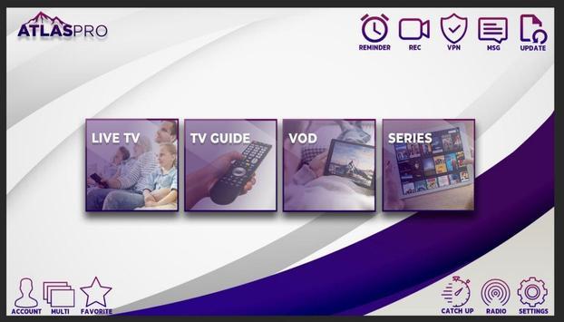 ATLAS PRO MAX capture d'écran 1