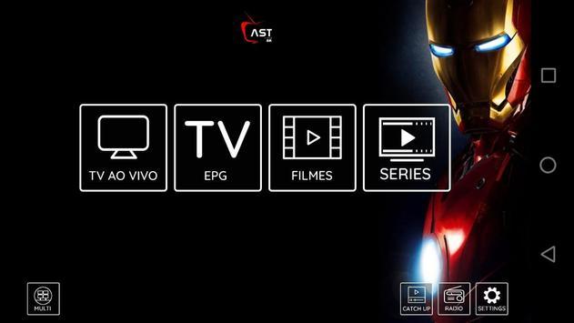 cast tv play screenshot 1